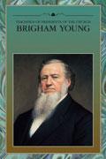 Omslaget till Kyrkans presidenters lärdomar: Brigham Young