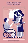 Miniatyr av omslaget till Den sista dagars heliga kvinnan, del B
