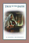 Miniatyr av omslaget till boken Stå fast i din tro: Liten uppslagsbok om evangeliet
