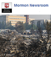 Latter-day Saints in California are helping displaced residents who have been forced to flee their homes due to recent wildfires.