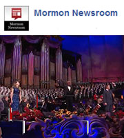 Take the time to listen to a few snippets from the Mormon Tabernacle Choir Christmas concert.