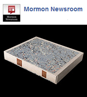 The LDS Church bought the original printer's manuscript for the Book of Mormon from the Community of Christ.