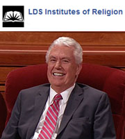 Watch the worldwide devotional for young adults with Elder and Sister Uchtdorf. #LDSdevo