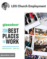 Thanks to our employees, we're honored to be a Glassdoor Best Place to Work in 2018! #BPTW