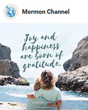 Joy and Happiness are born of gratitude