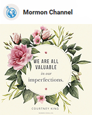 We are all valuable in our imperfections. —Courtney King
