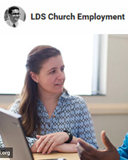 Have you ever wondered what it is like to work for the Church?