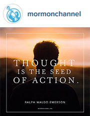 Thought is the seed of action. -Ralph Waldo Emerson