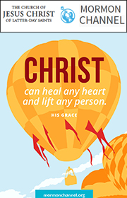 Christ can heal any heart and lift any person. —His Grace