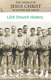 Photograph of Quentin L. Cook's high school basketball team