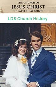 Elder Rasband and his wife on their wedding day