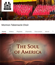 Music and the Spoken Word broadcast with the Mormon Tabernacle Choir, Orchestra at Temple Square, and Bells on Temple Square.