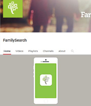Enjoy mobile access to your FamilySearch Family Tree, with all the tools you need to make it grow.