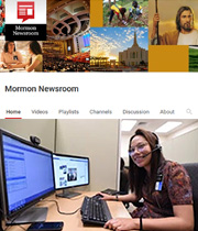 Sister missionaries in the teaching centers engage with people around the world who reach out to them via Mormon.org to learn more about the gospel of Jesus Christ. Elders are also being used at the Missionary Training Center in Provo.
