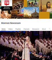 Broadway artist Sutton Foster and British actor Hugh Bonneville joined the Mormon Tabernacle Choir in Salt Lake City Thursday night, December 14, 2017, for the first of three performances to celebrate the Christmas season.
